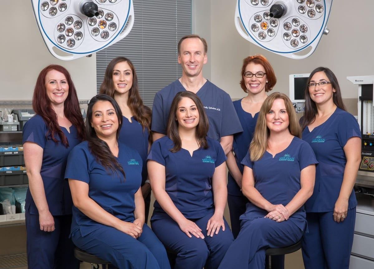 Meridian Plastic Surgery Center Austin Team Photo