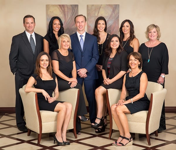 Meridian Plastic Surgery Center Austin Office Staff